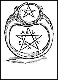 pentagram signet ring What is a Pentagram?