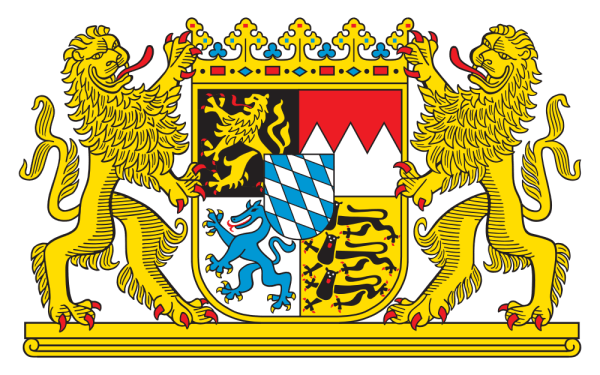 Bavarian Coat of Arms The Lost Tribe of Judah in Germany