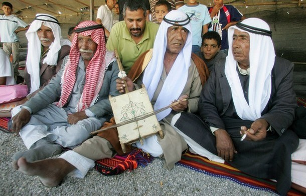 Bedouin Tribal elders Lost Tribe of Judah Found: The Scattered Children of Bab El