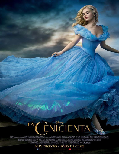Poster de Cinderella (La Cenicienta)