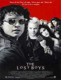 Poster de The Lost Boys (Jóvenes ocultos)