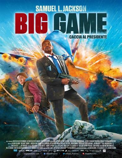 Poster de Big Game