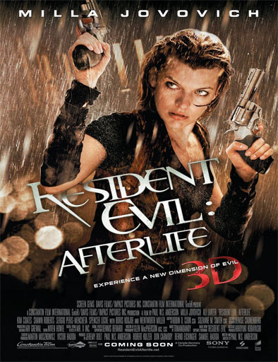 Poster de Resident Evil 4: Ultratumba