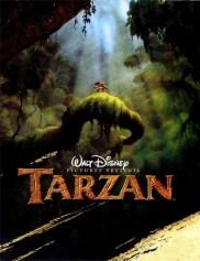 Poster de Tarzán