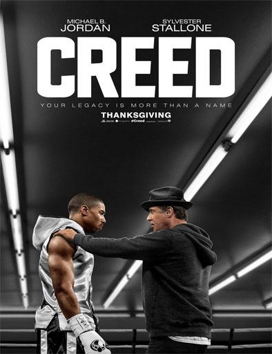 Poster de Creed: Corazón de campeón