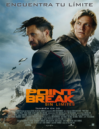 Poster de Point Break (Punto de quiebre)