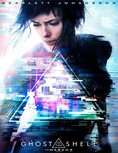 Poster de Ghost in the Shell