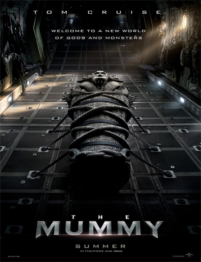 Poster de The mummy (La momia)