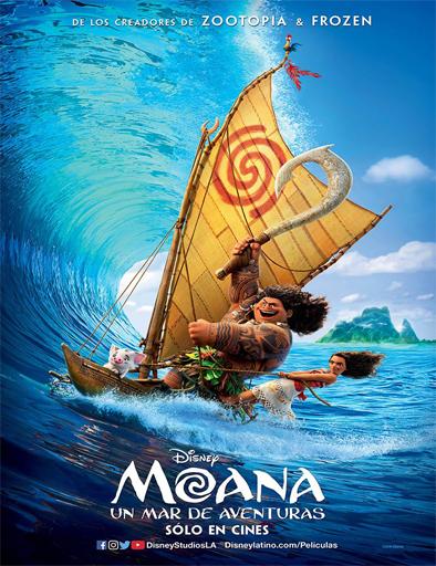 Poster de Moana (Vaiana)