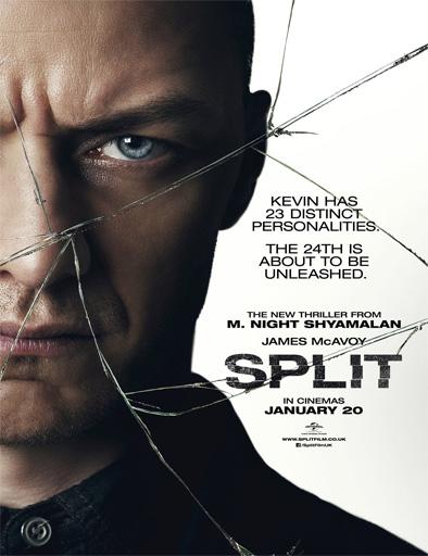 Poster de Split (Fragmentado)