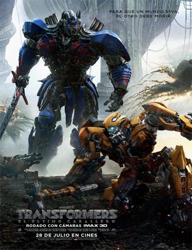 Poster de Transformers: El último caballero
