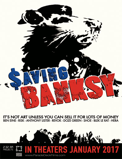 Poster de Saving Banksy