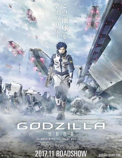 Resultado de imagen para Godzilla El Planeta De Los Monstruos (2017)