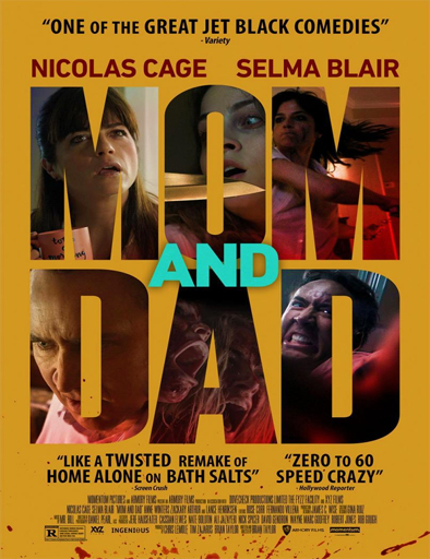 Poster de Mom and Dad