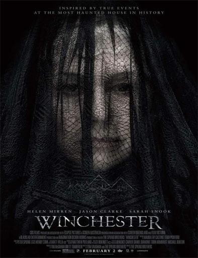Poster de La maldición de la casa Winchester