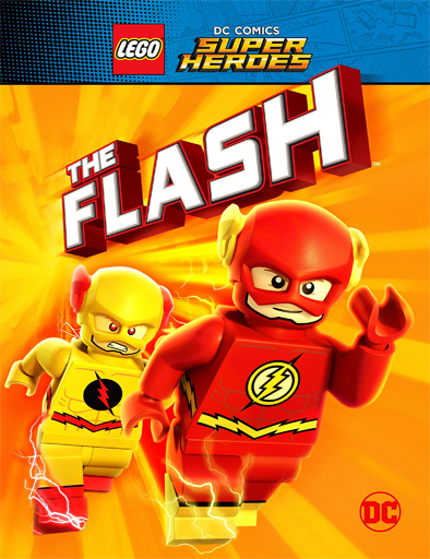 Poster de Lego DC Super Heroes: Flash