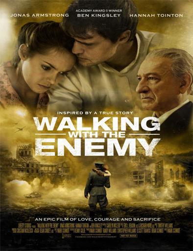Poster de Walking with the Enemy (Al lado del enemigo)