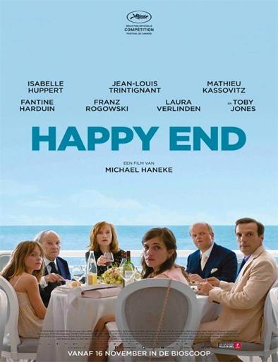 Poster de Happy End