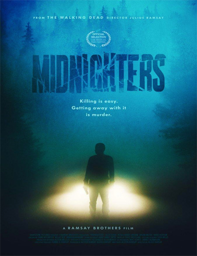 Poster de Midnighters