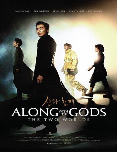 Poster de Along with the Gods: The Two Worlds