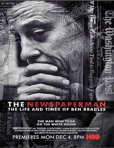 Poster de Ben Bradlee: El Hombre Del Washington Post