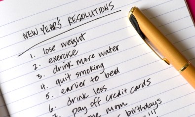 Make New Year's Resolutions A Success