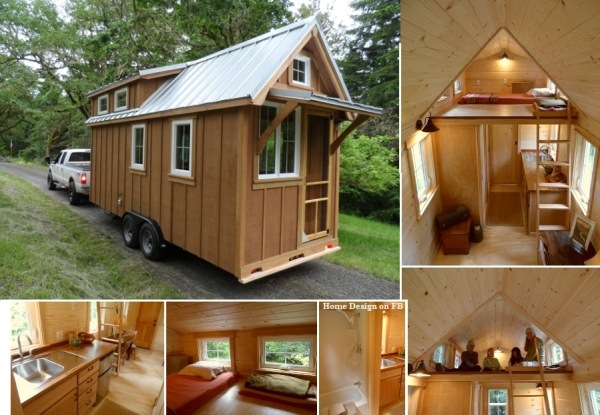 Tiny House - living small, living smart