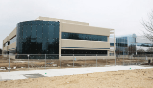 New commercial construction project at Heartland Dental