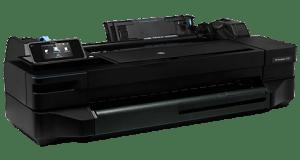 HP Designjet T120 driver