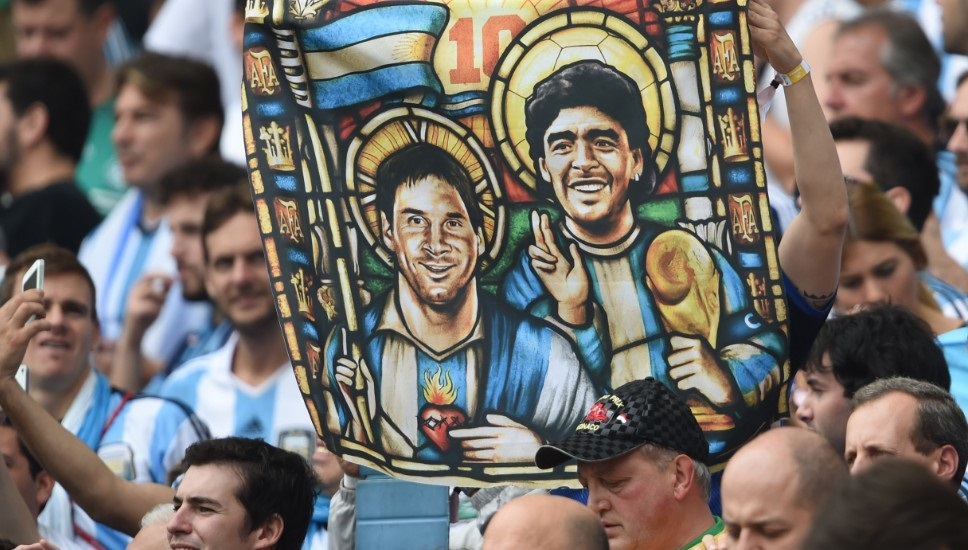 Why Maradona is absolutely wrong