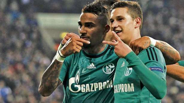 Kevin Prince-Boateng and Julian Draxler : Will they play together ?