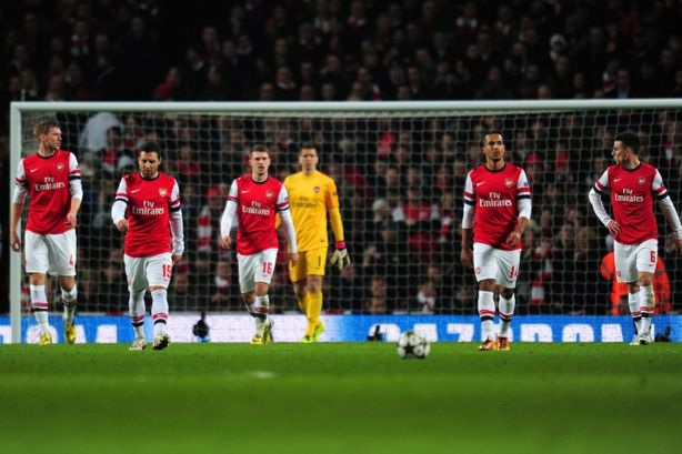 Arsenal will possibly face the toughest team in the competition