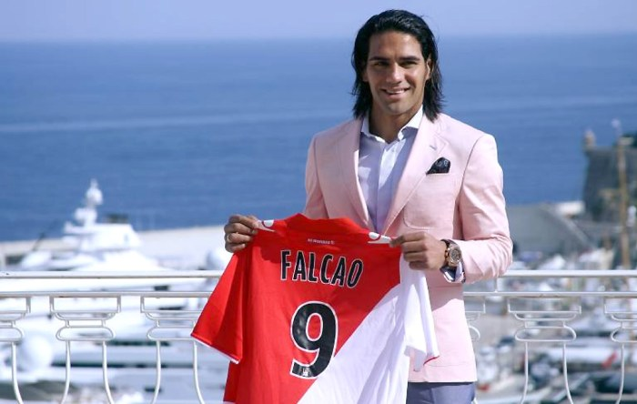Falcao joined Monaco revolution in £51m deal