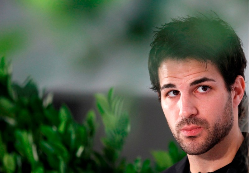 Francesc Fabregas (Source- blogs.reuters.com)