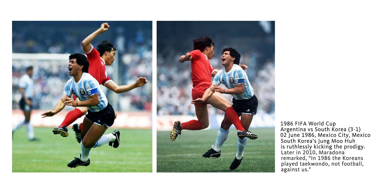 diego tackle korea
