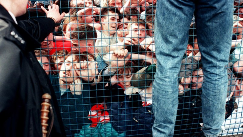 tragedy, pain and loss in football - Hillsborough