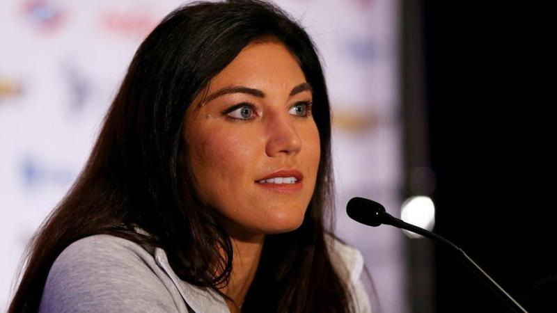 Hope Solo (Source- si.com)