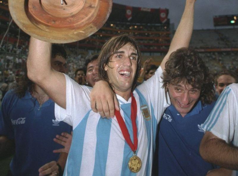Bati with Copa triumph
