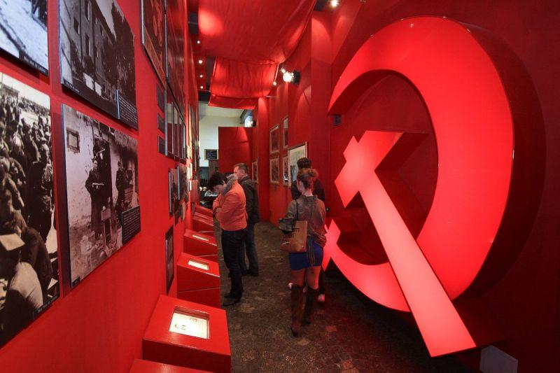Inside Uprising Museum
