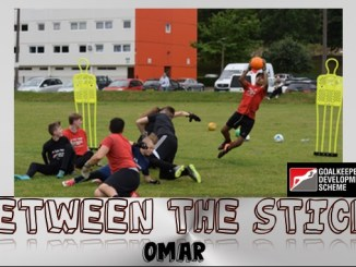 GDS Between the Sticks Omar
