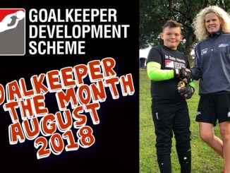 Goalkeeper of the Month  August