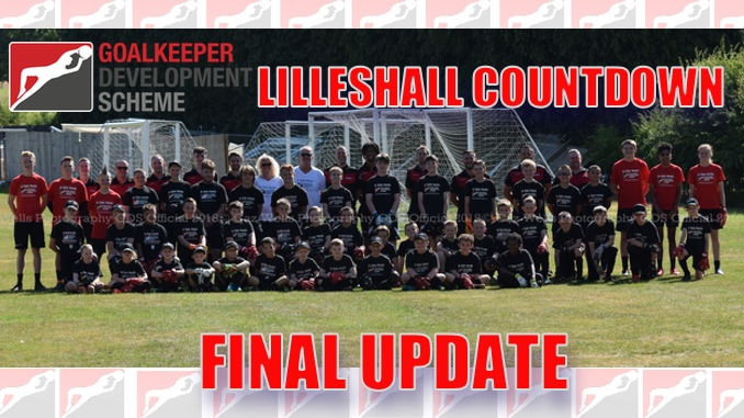 LILLESHALL ON SALE 2019 countdown