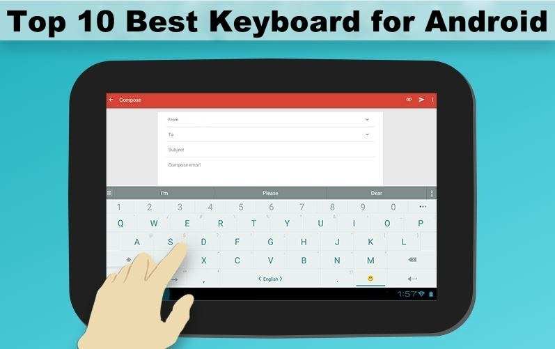Top 10 Best Keyboard for Android
