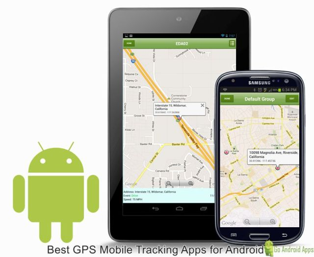 top 5 best gps mobile tracking apps for android