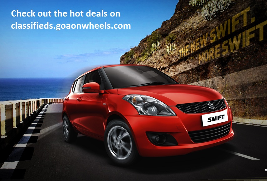 20 used cars and bikes for sale in Goa