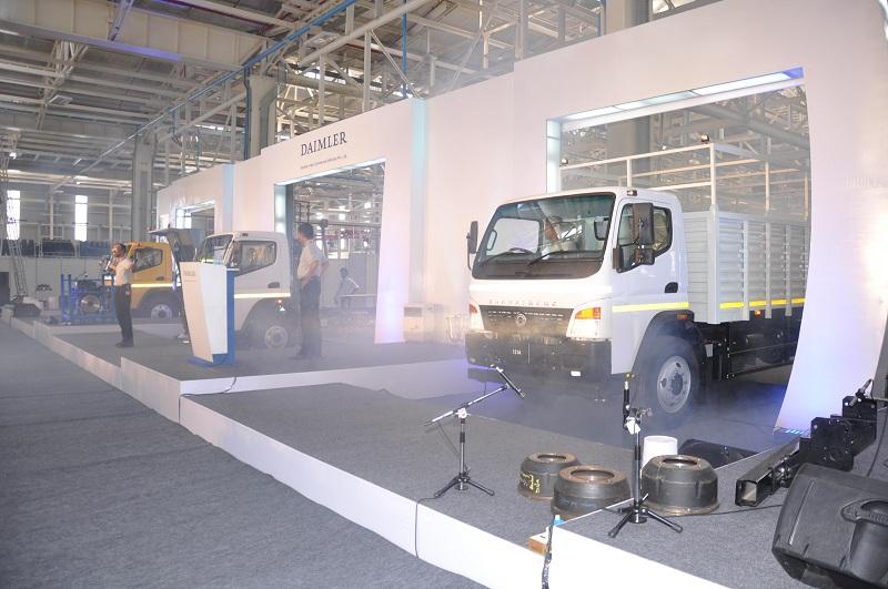 BharatBenz Light Duty Trucks (L)