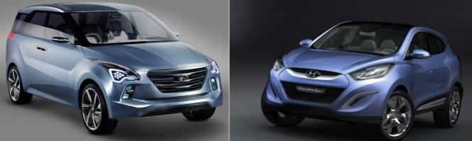 Hyundai MPV Compact SUV