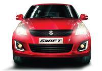 Maruti Swift Facelift front