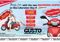 Mahindra Gusto offer