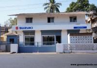 Karpe Suzuki Goa showroom